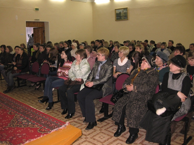 120310 в гимназии прошло городское родительское собрание
